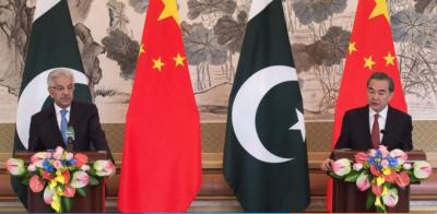 پاکستان چین کی ون چائنہ پالیسی کا حامی ہے، ہمسایہ ممالک کے ساتھ برابری کی بنیاد پر تعلقات چاہتے ہیں: وزیر خارجہ خواجہ آصف
