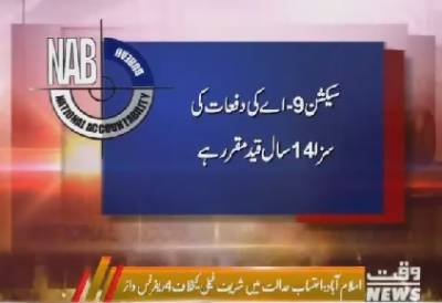 NAB references against Sharifs Family