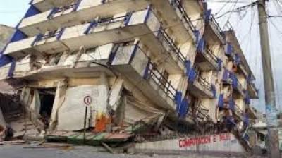 میکسیکو میں8۔2شدت کے زلزلے نے تباہی مچا دی،زلزلے سے 61 افراد ہلاک اور درجنوں زخمی ہوگئے
