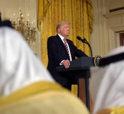 وائٹ ہاؤس: دہشت گردی کے خلاف اتحاد کو برقرار رکھنے کے لئے ٹرمپ قطر کے امیر سے بات کی
