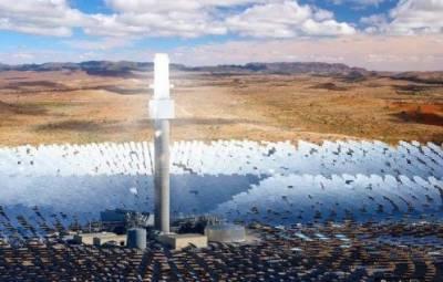آسٹریلیا دنیا کا سب سے بڑا سنگل ٹاور سولر تھرمل پاور پلانٹ کی تعمیر کر رہا ہے