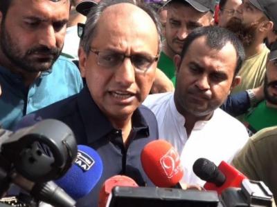 اس وقت صوبے میں آئی جی سندھ اے ڈی خواجہ وزیراعلی مراد علی شاہ سے بھی زیادہ طاقت ور ہیں:رہنما پیپلزپارٹی سعید غنی