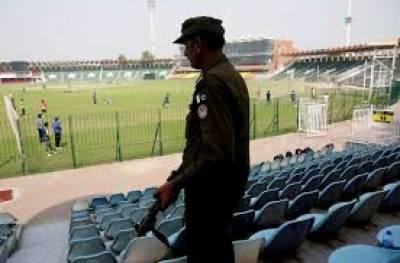 ورلڈ الیون میچز کے موقع پر لاہور میں فول پروف سیکیورٹی انتظامات کیے گئے ہیں