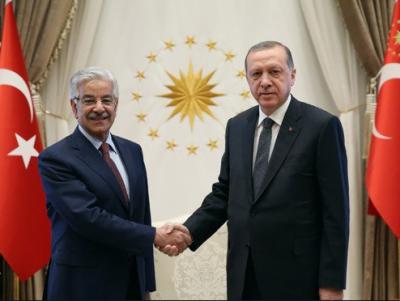 ترکی نے افغان مسئلے پر پاکستان کی حمایت کے عزم کا اعادہ کردیا