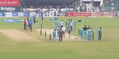 قومی ٹیم میں شامل 5چ نوجوان کرکٹرز ایسے ہیں جنہوں نے پہلی مرتبہ ہوم گراؤنڈ پر کوئی بین الاقوامی میچ کھیلا