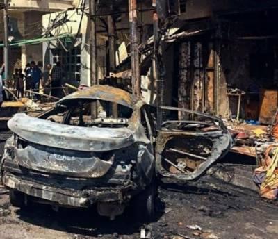 عراق کے جنوبی شہر نصیریہ کو داعش کے دہشتگردوں نے خون میں نہلا دیا، دو خودکش دھماکوں میں 50 افراد جاں بحق,90 نوے زخمی