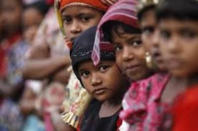 روہنگیا مسلمانوں کیلئے زندگی ویسی نہ رہی ،،