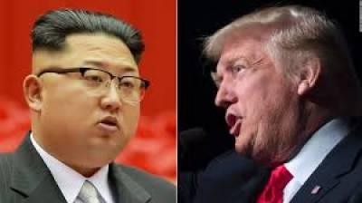 شمالی کوریا ور امریکہ کی دشمنی جنگ کی جانب بڑھنے لگی ہے