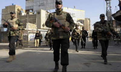 فرنٹیئر کانسٹیبلری نے بلوچستان میں محرم کے دوران فرقہ وارانہ ٹارگٹ کلنگ کا منصوبہ ناکام بنادیا