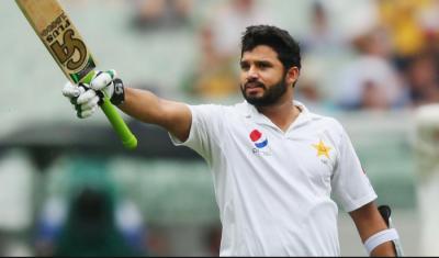 اظہر علی ٹیسٹ کرکٹ میں پانچ ہزار رنز مکمل کرنے والے آٹھویں پاکستانی بن گئے ہیں