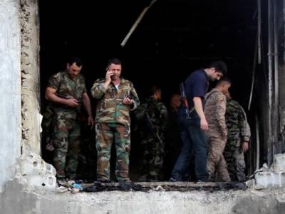 شام کے دارالحکومت دمشق میں خودکش حملہ، 17 افراد جاں بحق