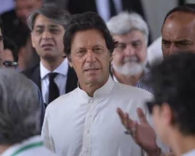 عمران خان نااہلی کیس میں وکلا نے دلائل مکمل کرلئے۔