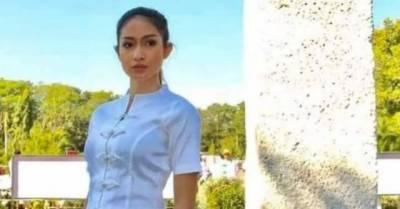 """""""روہنگیا مسلمان بدامنی پھیلاتے ہیں"""" ویڈیو جاری کرنے پر میانمار کی ملکہ حسن سے تاج واپس لے لیا گیا"""