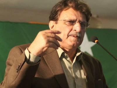 عالمی برادری بھارتی فوج کی نہتے شہریوں پر فائرنگ کا نوٹس لے۔ راجہ محمد فاروق حیدر خان