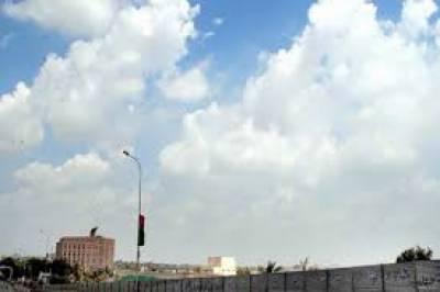 آئندہ چار سے پانچ روز کے دوران کراچی سمیت سندھ کےساحلی علاقوں میں دن کے وقت درجہ حرارت میں اضافے کا امکان ہے