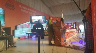 نیازی صاحب کا پشاورمیں میٹروٹرین کا منصوبہ نہ بن سکا تواورنج ٹرین کے خلاف عدالت چلے گئے:وزیراعلیٰ پنجاب شہبازشریف