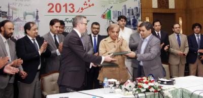 حکومت پنجاب اور جی ای ہیلتھ کیئرکے مابین الٹراساؤنڈ مشینوں کی فراہمی اور سٹاف کی تربیت کے حوالے سے مفاہمتی یاداشت پر دستخط