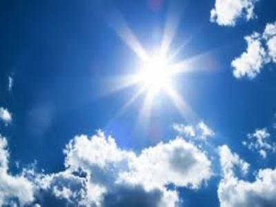 اسلام آباد اور پہاڑی علاقوں کے علاوہ ملک میں گرمی پڑے گی۔