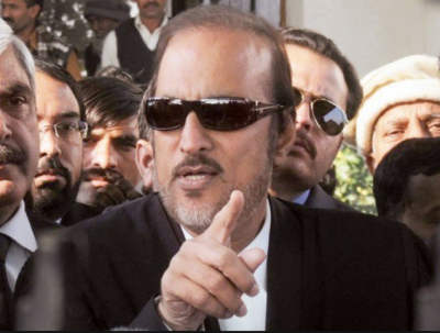 رہنما تحریک انصاف بابراعوان نے عمران خان کے وارنٹ گرفتاری کے فیصلے کوچیلنج کرنےکااعلان کردیا