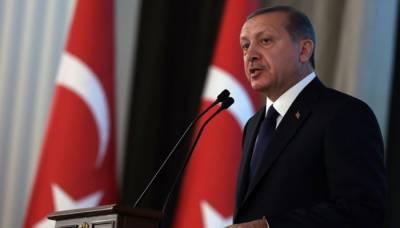 ترکی میں متعین بعض امریکی قونصل خانوں میں جاسوس موجود ہیں:طیب اردگان