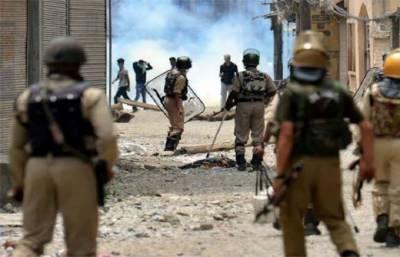 بھارتی فوج کے کشمیریوں پر مظالم کا سلسلہ جاری