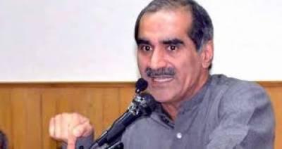 بعض ناعاقبت اندیش مایوسی پھیلاتےہیں جو پاکستان کو نقصان پہنچائےگا اس کا بھلااورخیر نہیں ہوگی:سعد رفیق