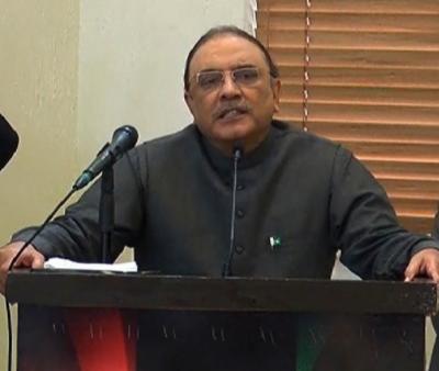 سابق صدرآصف زرداری نے پارٹی کارکنوں کو دوہزاراٹھارہ کے الیکشن کی تیاری کرنے کی ہدایت کردی