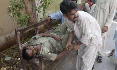 کراچی میں اکتوبر کے مہینے میں بھی درجہ حرارت 42 ڈگری تک چلا گیا،،