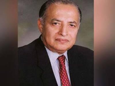 سابق چیف جسٹس آف پاکستان انتقال کرگئے۔