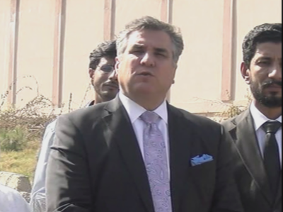 The corruption is Just being propagated against Ishaq Dar,Daniyal Aziz