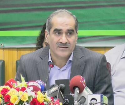 Khawaja Saad Rafique Press Conference 16 Oct 2017