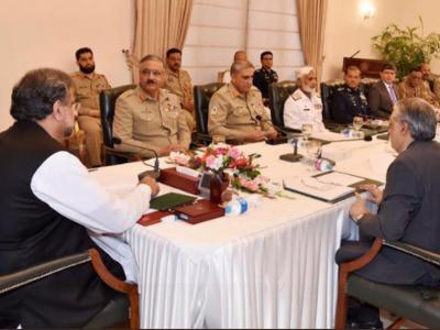 وزیراعظم شاہد خاقان عباسی کی زیر صدارت فاٹا اصلاحات پر عملدرآمد کمیٹی کا اجلاس, اجلاس میں قانونی اصلاحات کے عمل میں پیشرفت کا جائزہ لیا گیا