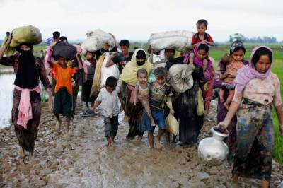 روہنگیا مسلمانوں کی مشکلات ابھی کم نہیں ہوئیں