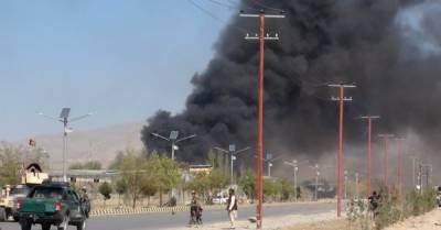 افغان صوبہ پکتیکا میں پولیس ہیڈکوارٹر پر طالبان کے حملے میں ہلاکتوں کی تعداد45 ہوگئی