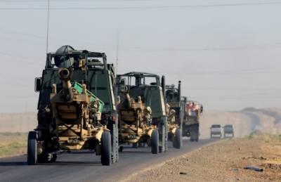 عراقی سیکیورٹی فورسزنے کردستان کے دارالحکومت کرک میں آپریشن کرتے ہوئے آئل فیلڈزپرکنٹرول حاصل کرلیا