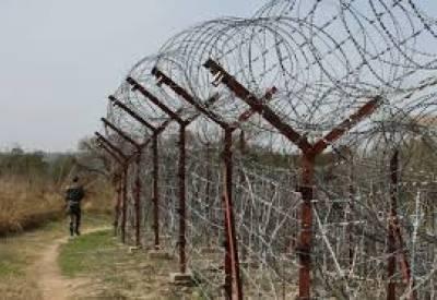 بھارت فوج سرحدوں پر گھناؤنے فعل سے باز نہ آیا