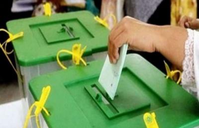 این اے فور پشاور ضمنی انتخاب کیلئے سیکیورٹی کے فول پروف انتظامات مکمل