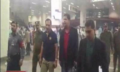 پاک سری لنکا ٹی ٹوئنٹی سیریز کا تیسرا میچ لاہور میں ہو رہا ہے