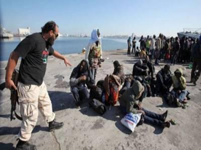 ترکی سے یورپ جانے کی کوشش کرنے والے 434 افراد گرفتار