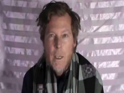 طالبان کا امریکی پروفیسر کی رہائی کے بدلے اپنے قیدیوں کی رہائی کا مطالبہ