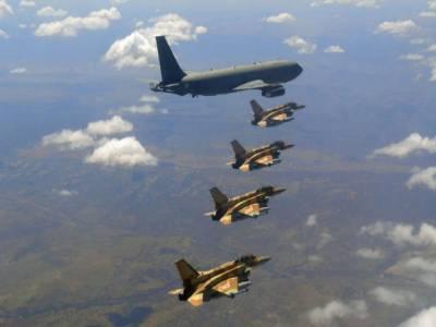 ایف 16 لڑاکا طیاروں کے پرزوں کی تیاری سعودی عرب میں ہوگی.