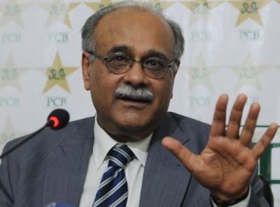 کوشش ہے کہ سری لنکا کے ساتھ اگلی باہمی سیریز پاکستان میں کرائی جائے:چیئرمین پی سی بی نجم سیٹھی