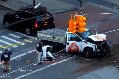 نیویارک کے شہر مین ہیٹن حملے کے ملزم سیف اللہ سپائیوف پر دہشتگردی کے الزامات عائد کردیئے