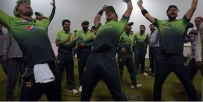 بھارت کی ٹی ٹونٹی میں نیوزی لینڈ کے خلاف کامیابی پاکستان کو رینکنگ میں پہلے نمبرپرلے آئی