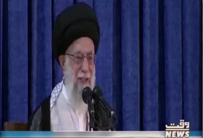 آیت اللہ علی خامنہ ای کے مشیرحسین شیخ الاسلام :سعد حریری نے امریکی صدرٹرمپ اورسعودی عرب کے ولی عہد محمد بن سلمان کے منصوبے کے تحت استعفیٰ دیا