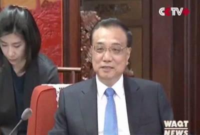 چینی وزیراعظم نے امریکا کے ساتھ نیوکلیئرپاورٹیکنالوجی کے معاملے پرتعاون کرنے کی حامی بھردی