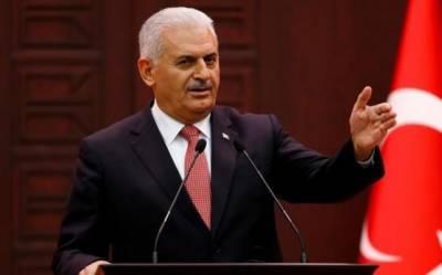 ترک وزیر اعظم امریکا کے دو روزہ دورہ کریں گے۔