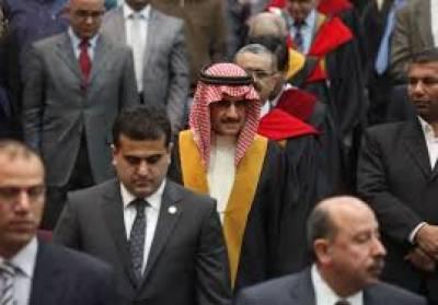 ارب پتی سعودی شہزادہ ولیدبن طلال سمیت7اعلیٰ عہدےداروں کورہاکرنےکافیصلہ