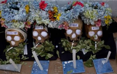 بولیویا میں کھوپڑیوں کا سالانہ مذہبی تہوار منایا گیا
