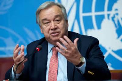روہنگیا مسلمانوں کی نسل کشی اور ان پر جاری پر تشدد واقعات کا خاتمہ ہونا چاہئے: اقوام متحدہ سیکرٹری جنرل